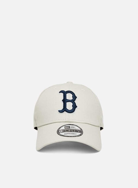 New Era League Essential 9Forty Strapback Boston Red Sox