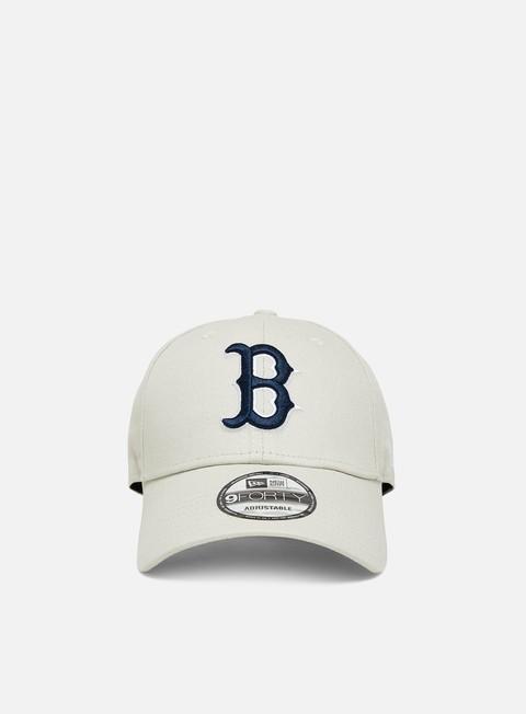 Outlet e Saldi Cappellini Visiera Curva New Era League Essential 9Forty Strapback Boston Red Sox
