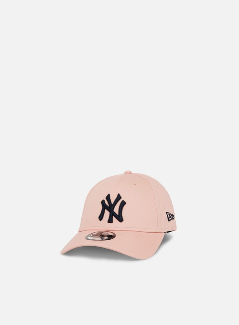 Cappellini Visiera Curva New Era League Essential 9Forty Strapback NY Yankees