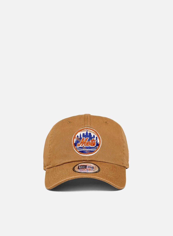 New Era League Essential Casual Classic 9Twenty Strapback NY Mets