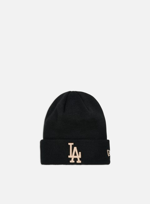 New Era League Essential Cuff Knit Beanie LA Dodgers