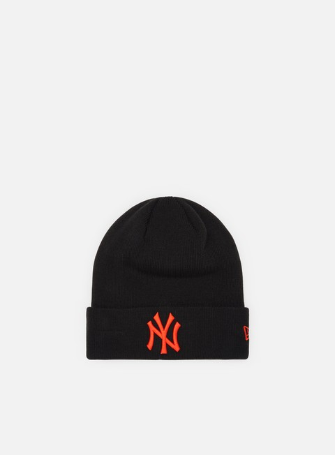 New Era League Essential Cuff Knit Beanie New York Yankees