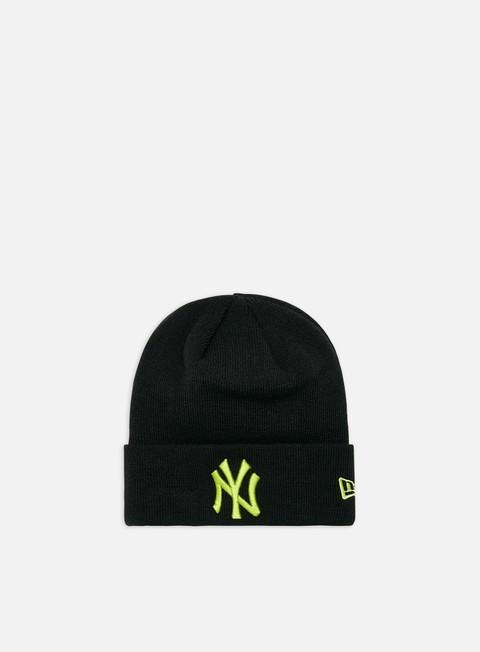 Beanies New Era League Essential Cuff Knit Beanie NY Yankees