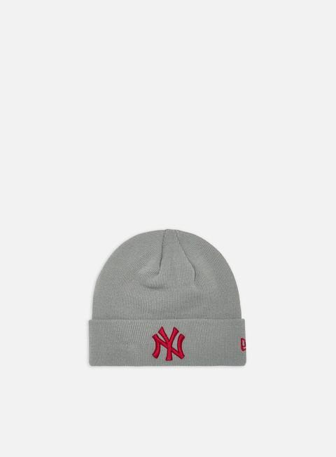 New Era League Essential Cuff Knit Beanie NY Yankees