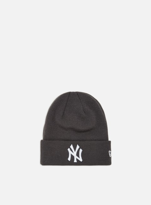 Beanies New Era League Essential Cuff Knit Beanie NY Yankees