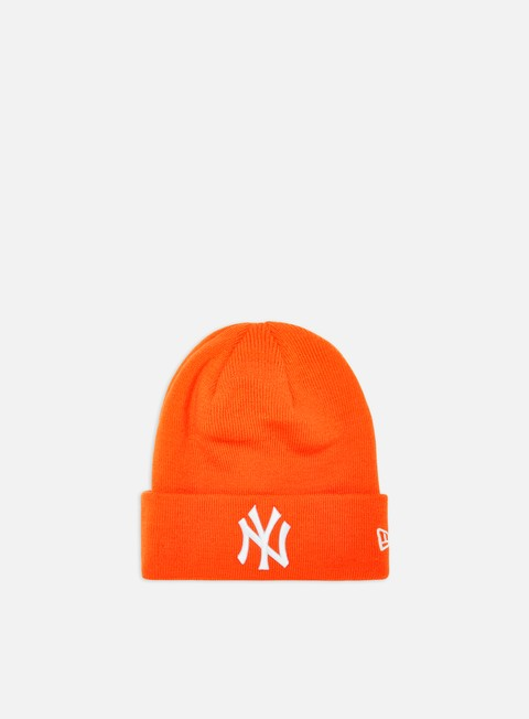 New Era League Essential Cuff Knit Beanie NY Yankees