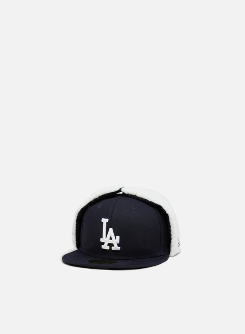 True Fitted Caps New Era League Essential Dog Ear LA Dodgers