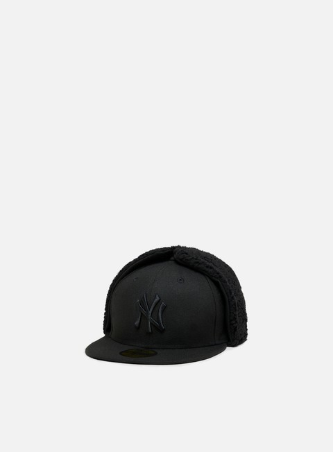 True Fitted Caps New Era League Essential Dog Ear NY Yankees