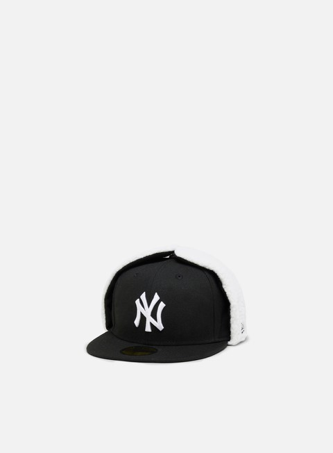 Cappellini True Fitted New Era League Essential Dog Ear NY Yankees