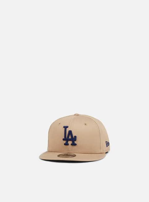 cappellini new era league essential snapback la dodgers camel navy