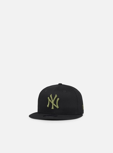 cappellini new era league essential snapback ny yankees black olive green