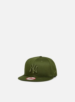 New Era - League Essential Snapback NY Yankees, Rifle Green