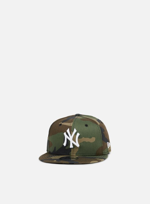 cappellini new era league essential snapback ny yankees woodland camo