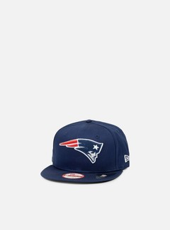 New Era - Logo Prime Snapback New England Patrios, Team Colors 1