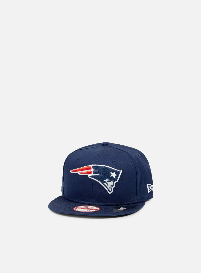 New Era - Logo Prime Snapback New England Patrios, Team Colors