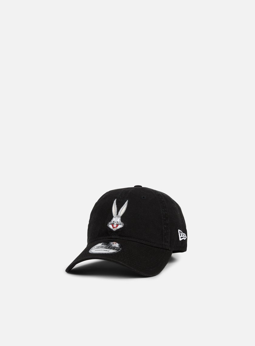 NEW ERA Looney Tunes 9Forty Strapback Bugs Bunny € 25 Curved Brim ... e72662d40895