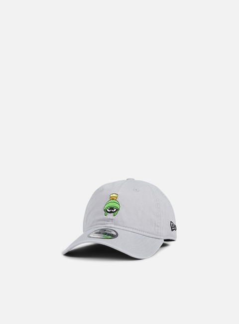 Curved Brim Caps New Era Looney Tunes 9Forty Strapback Marvin