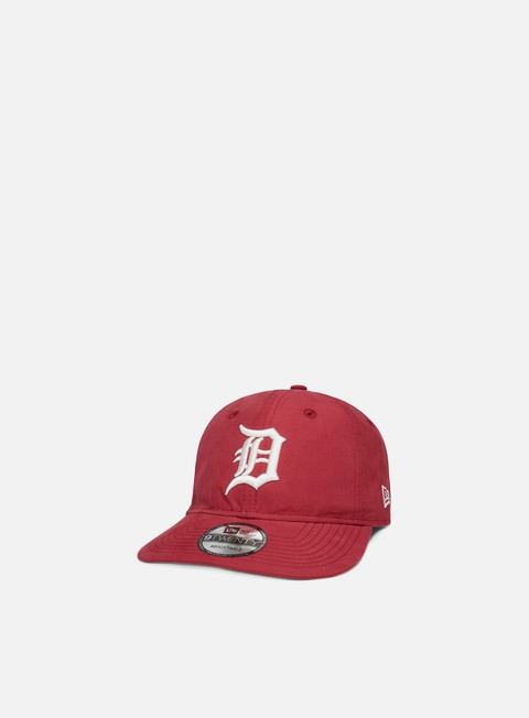 Outlet e Saldi Cappellini Snapback New Era LT WT Packable 9Twenty Strapback Detroit Tigers