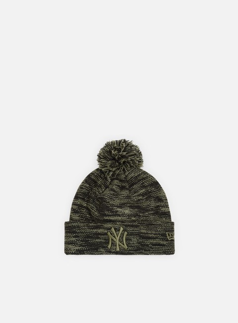 Cuffie New Era Marl Knit Beanie NY Yankees