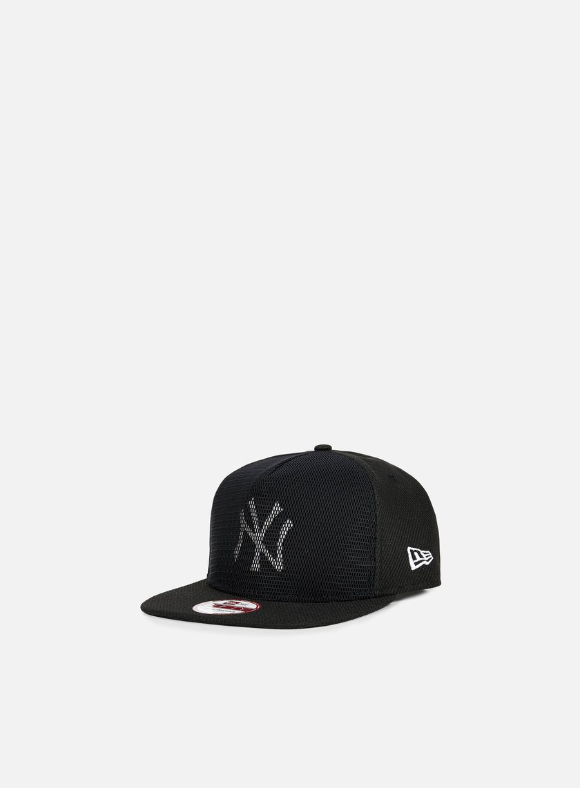 New Era - Mesh Core Snapback NY Yankees, Black/White