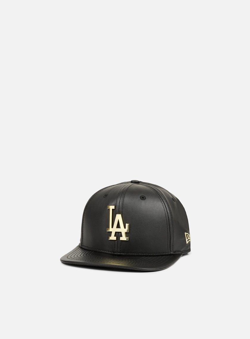 New Era - Metal Prime Snapback LA Dodgers, Black/Gold