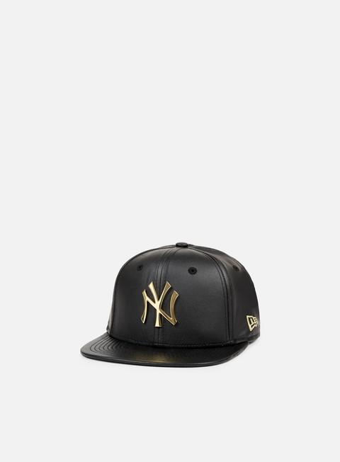 44d75cad5fc NEW ERA Metal Prime Snapback NY Yankees € 39 Cappellini Snapback ...