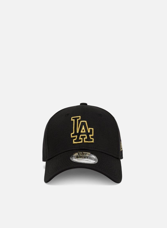 New Era Metallic Logo 9Forty Strapback LA Dodgers