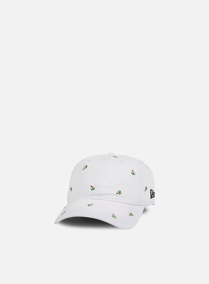 New Era - Micro Palm 9Twenty Strapback, White