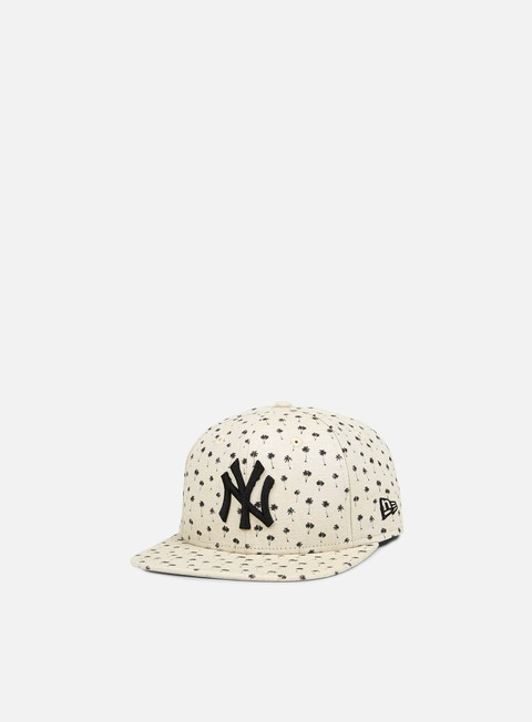 Outlet e Saldi Cappellini Snapback New Era Micro Palm Snapback NY Yankees