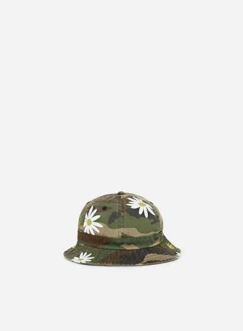 Outlet e Saldi Cappellini Bucket New Era Military Flower Bucket