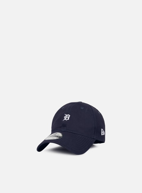 cappellini new era mini logo 9forty strapback detroit tigers team colors