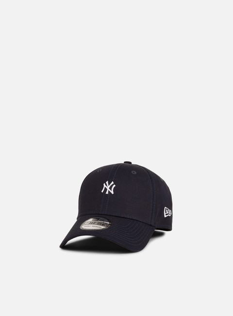 cappellini new era mini logo essential ny yankees navy white