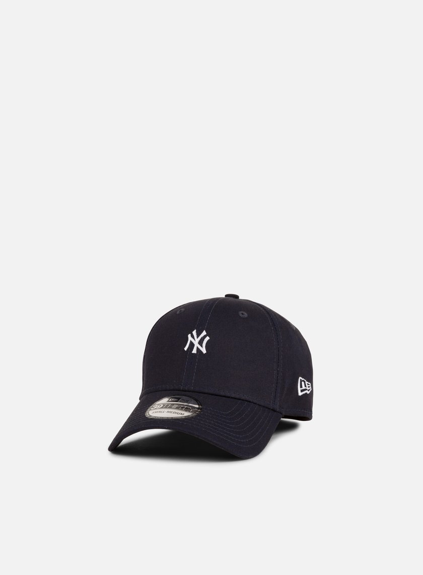 New Era - Mini Logo Essential NY Yankees, Navy/White