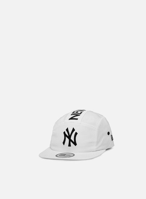 5 Panel Caps New Era MLB Camper 6 Panel NY Yankees