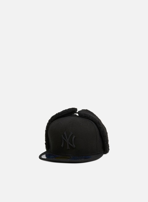 Outlet e Saldi Cappellini True Fitted New Era MLB Dog Ear II NY Yankees