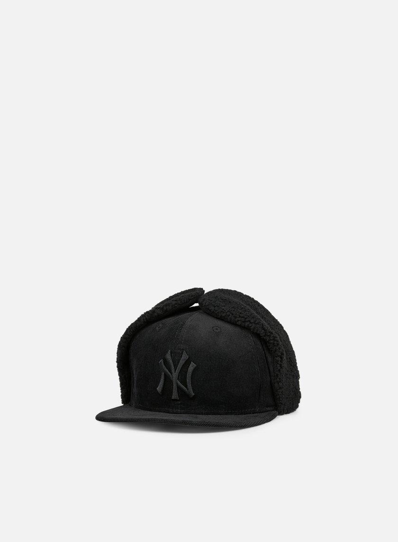 New Era - MLB Dog Ear NY Yankees, Black