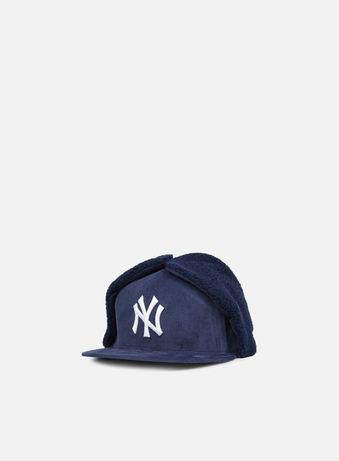 True Fitted Caps New Era MLB Dog Ear NY Yankees