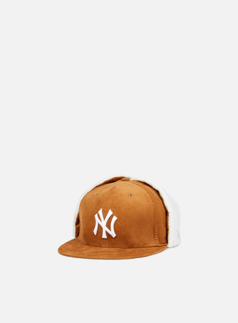 Outlet e Saldi Cappellini True Fitted New Era MLB Dog Ear NY Yankees