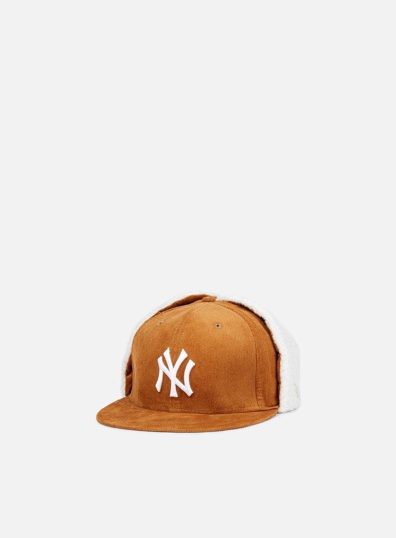 New Era - MLB Dog Ear NY Yankees, Wheat
