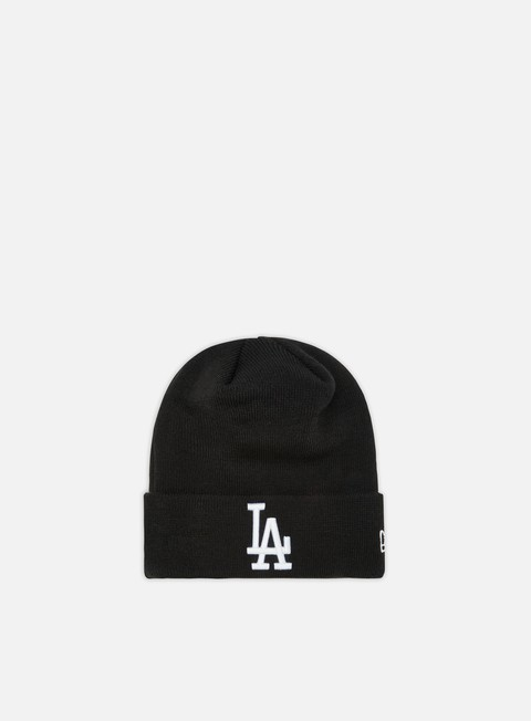 Beanies New Era MLB Essential Cuff Knit Beanie LA Dodgers