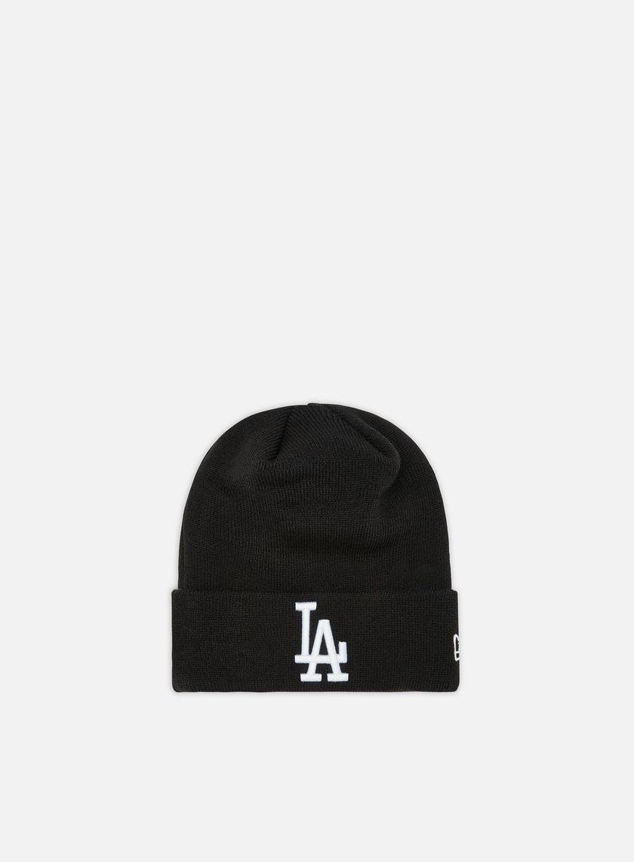 New Era MLB Essential Cuff Knit Beanie LA Dodgers