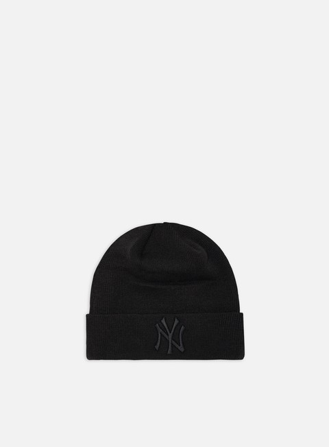 New Era MLB Essential Cuff Knit Beanie NY Yankees