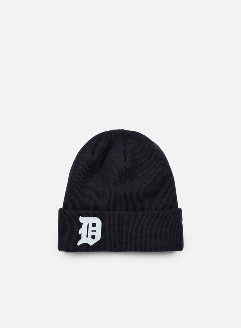 cappellini new era mlb japan felt cuff beanie detroit tigers team colors