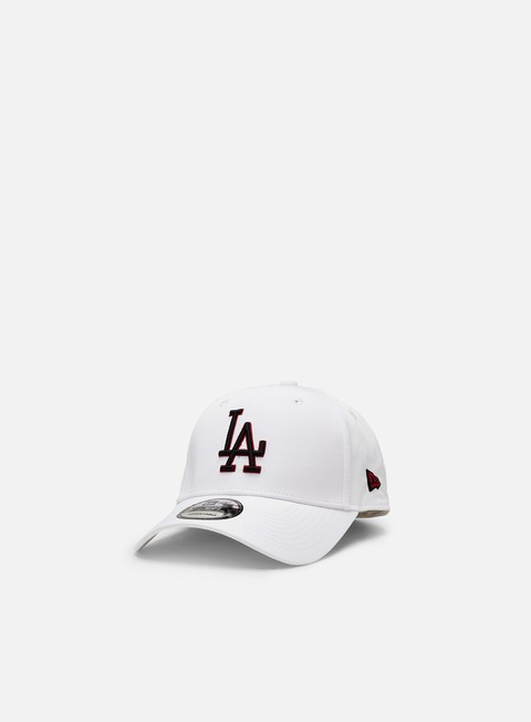 Cappellini Visiera Curva New Era MLB Korean 9Forty Strapback LA Dodgers
