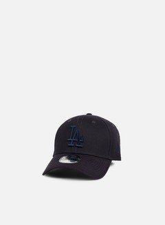 New Era - MLB League Essential LA Dodgers, Navy/Navy 1
