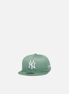 New Era - MLB League Essential Snapback NY Yankees, Teal
