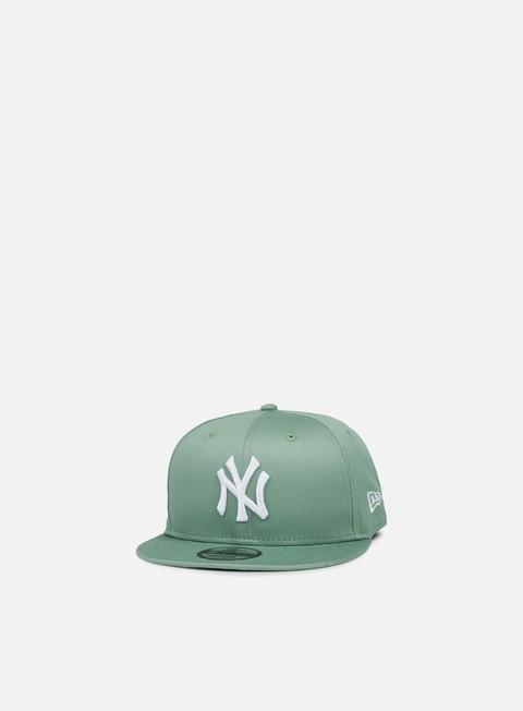 Outlet e Saldi Cappellini Snapback New Era MLB League Essential Snapback NY Yankees