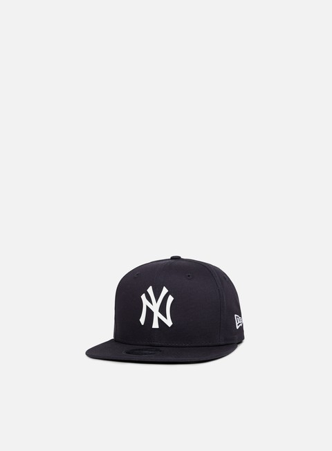 cappellini new era mlb rubber badge snapback ny yankees navy white