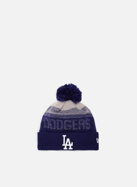 Cuffie New Era MLB Sport Knit Beanie Los Angeles Dodgers