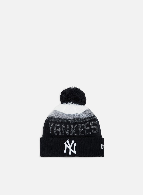 New Era MLB Sport Knit Beanie New York Yankees
